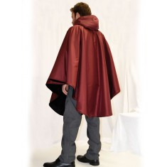 CAPE IMPER LONGUE DERRIERE